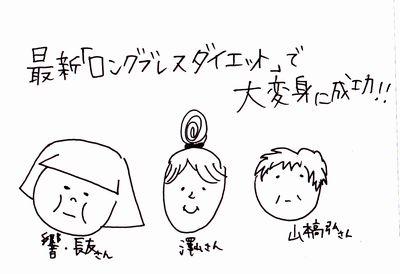 ついに解禁!美木良介さんの最新「ロングブレス」ダイエット呼吸だけで痩せるコツ
